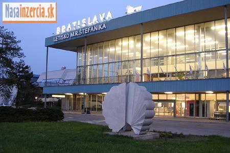 Preprava osôb  letisko Bratislava