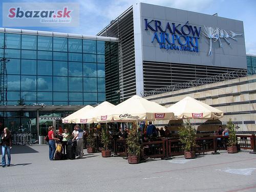 Preprava osôb letisko Krakow