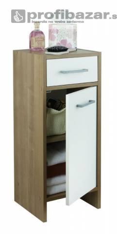 NEPŘEHLÉDNĚTE - koupelnová skříňka