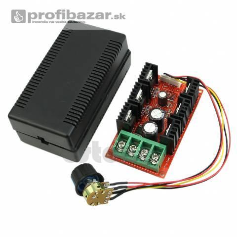 Predám PWM- prúdový regulátor 30 amp.DC