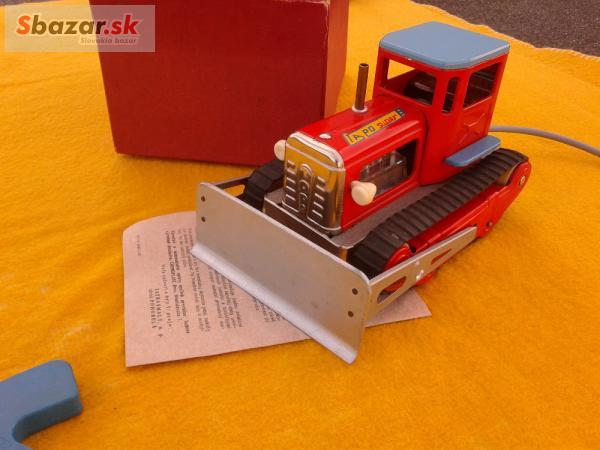 Tatrasmalt krásné hračky dopravník, buldozer T