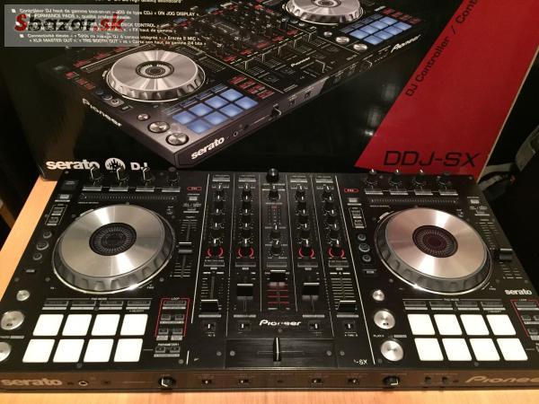 Pioneer DDJ-SX DJ Controller.... 450€