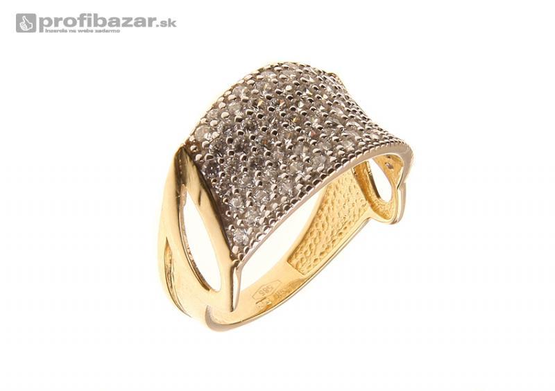 e3c2b93d9 Zlaté prstene KORAI - PROFIBAZAR.sk