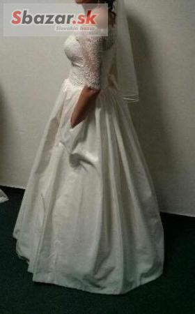 b49da343c50b Predám svadobné šaty ivory - PROFIBAZAR.sk