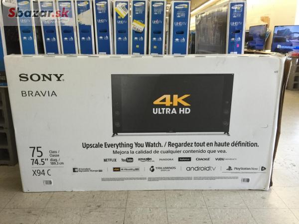 Sony Bravia XBR-75X940C 75