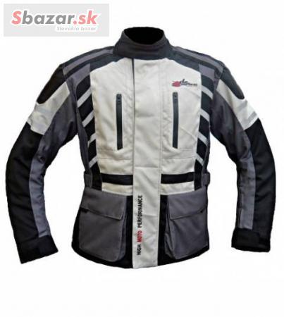 Diablo Moto textilní bunda Star na motorku i skú