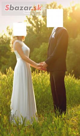 Predám svadobné šaty