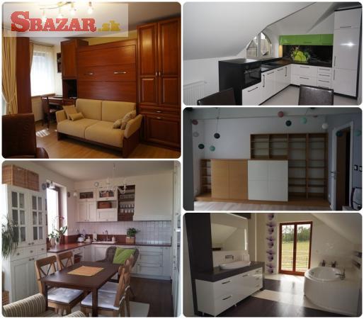Výrobca nábytku na mieru Firma Stelar / Poľsko