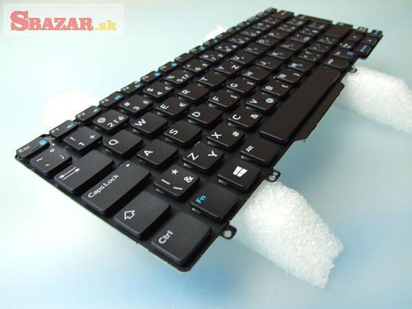 DELL Latitude E5450 E7450 E7470 SK klávesnica