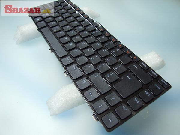 Dell XPS 15 L501x L502x slovenska klávesnica