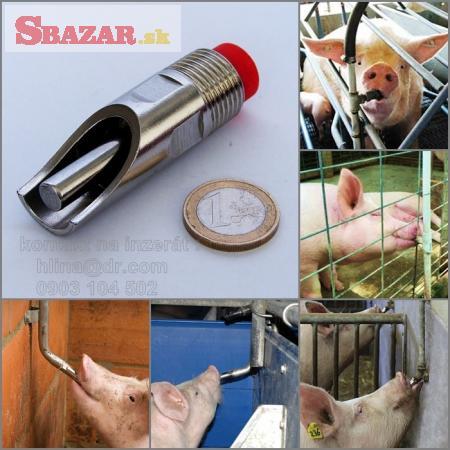 Napajacka pre prasa, svinu, osipane, ...