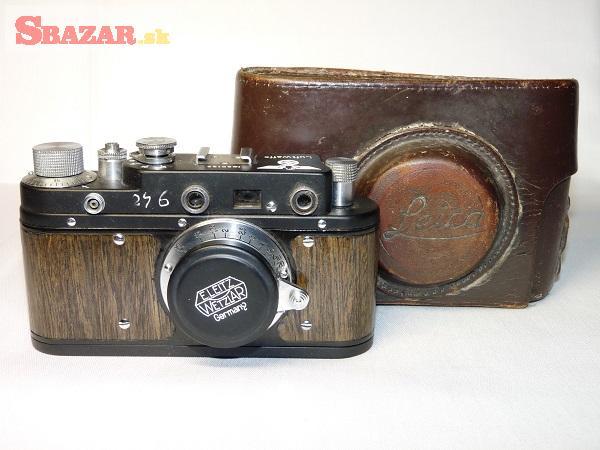 Starožitné obrazy a fotoaparáty