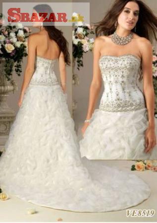 Výpredaj svadobných a spoločenských šiat