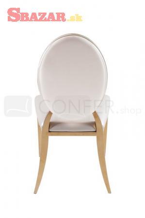 Banketové Ghost stoličky- 100ks, II.akosť