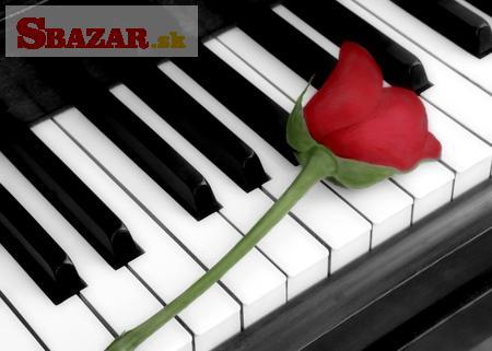 Kúpim klavír alebo pianíno