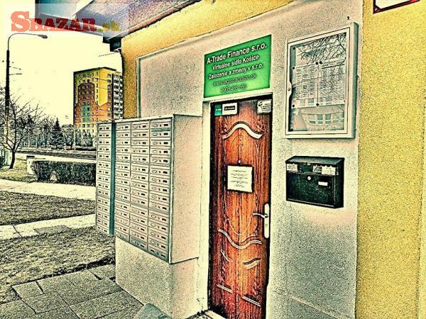 Virtuálne sídlo (AKCIA)