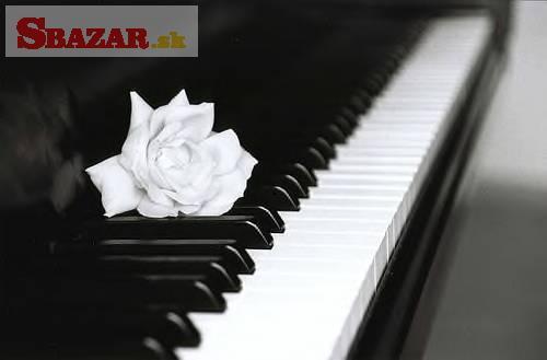 Výkup pianín a krídiel - platím v hotovosti