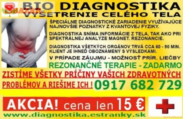 Centrum modernej diagnostiky tela