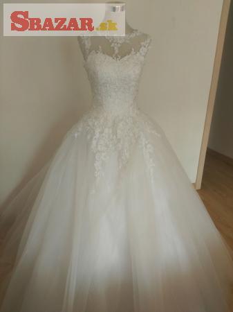 Dokonalé svadobné šaty za super cenu!!!