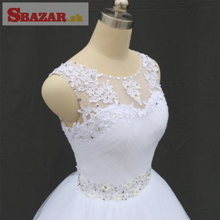Svadobné šaty - ušití na míru, AKCE!!!