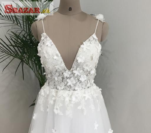 1f57c083ad28 Letné svadobné šaty - SUPER CENA!! - PROFIBAZAR.sk