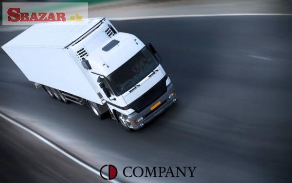 Práca vodič kamiónu - Nemecko