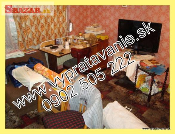 Odvezieme starý nábytok v Bratislave