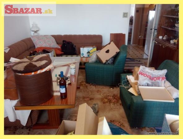 Odvezieme rôzny starý nábytok v Ba