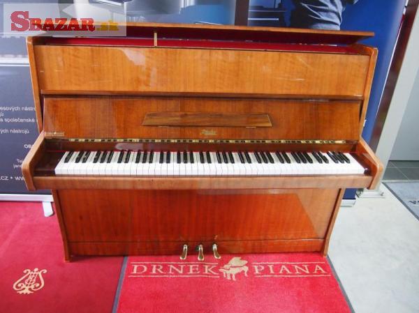 Piano Rösler, záruka 5 rokov