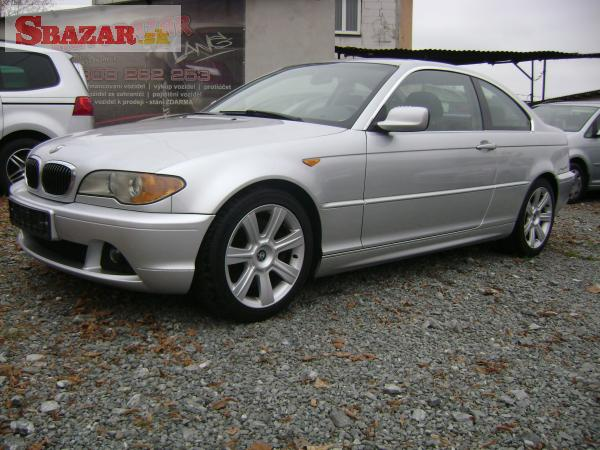 BMW Řada 3 Facelift, 6 kvalt-manuál,s.kniha-pln�