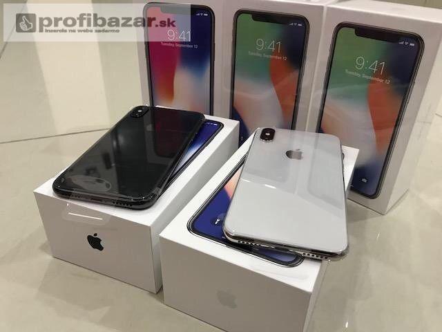 nový apple iphone x 256gb