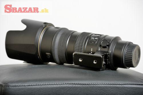 Nikon 70-200/2,8 G ED AF-S VR