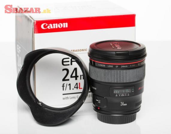 Canon EF 24/1,4 L II USM