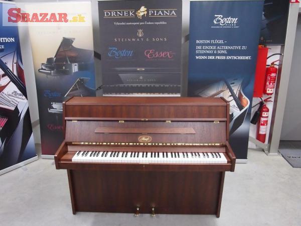 Piano Ibach so zárukou 5 rokov