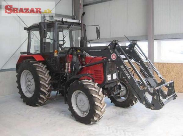 traktor  Belarus MTS 5x9x2 s čelným nakladačom