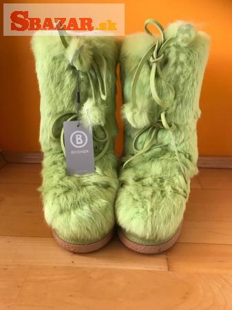 Dámske zimné topánky BOGNER CERVINIA - NOVÈ