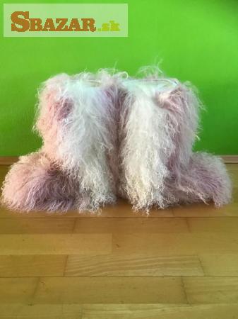 Dámske zimné topánky BOGNER CERVINIA 27 Veľkos