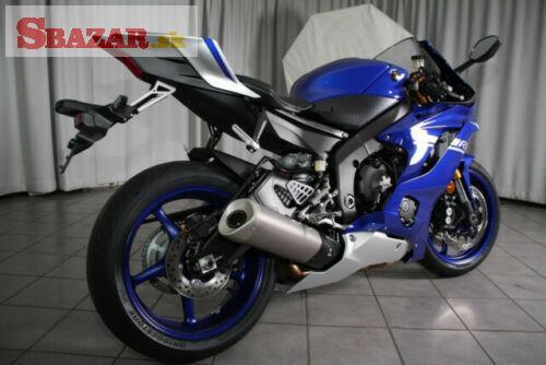 Yamaha YZF-R6 ABS & TCS YZFR6