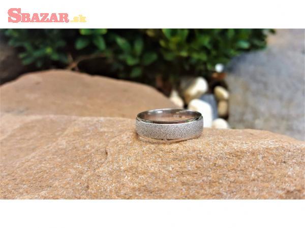RUSSO Snubný prsteň WILLIAM