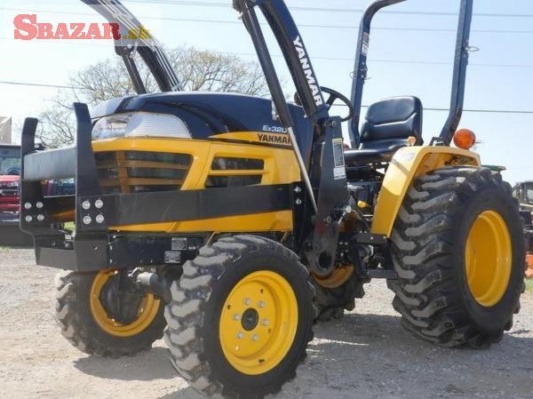 Yan.mar EX3c20c0E Traktor s nakladačem