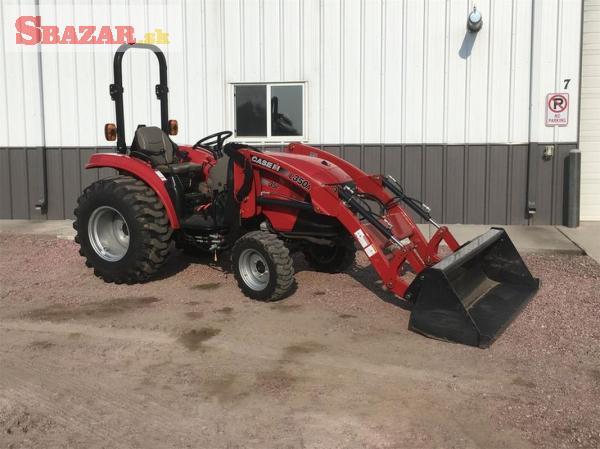 Cas.e I.H FAR.MALL 3I.5C traktor