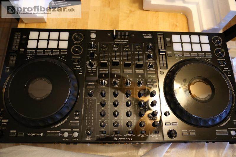 Na predaj Pioneer DJ DDJ-1000  ovládač