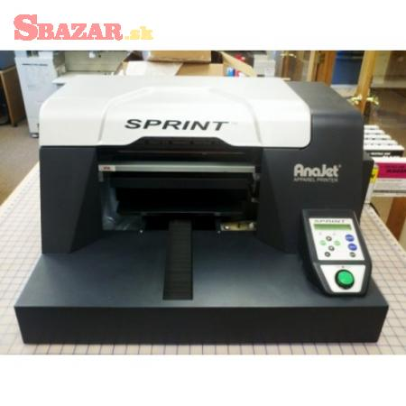 Anajet Sprint SP200A Direct to Garment Printer