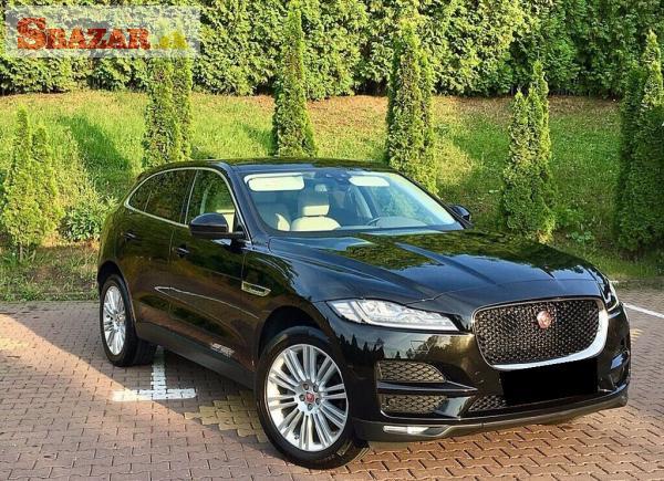 Jaguar F-Pace 2.0D 4WD Portofolio Luxury Edition