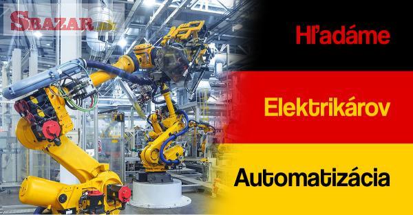 Elektrikar Zamocnik Automatizacia Industrial Nemec