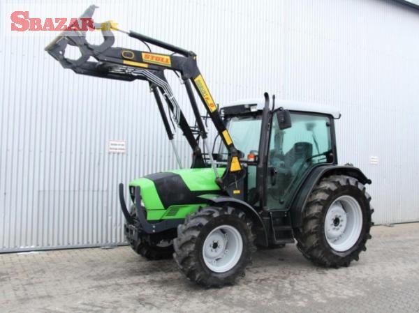 2012 Deu.tz-Fa.hr Ag.roplus 3c20cT Traktor