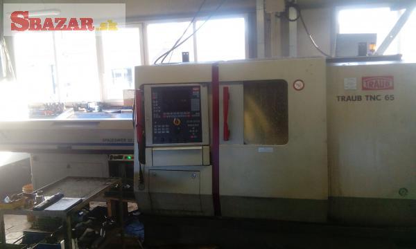 CNC soustruh TRAUB TNC 65
