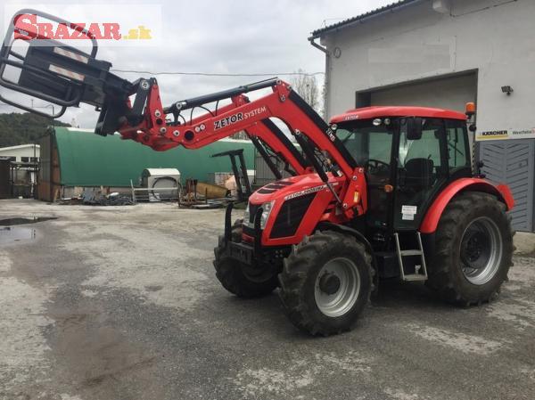 Ze.tor Pr.oxima 1c1c0c, 4X4, traktor