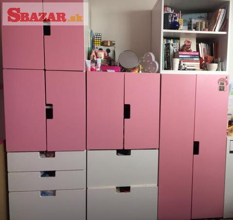 detský nábytok STUVA Ikea