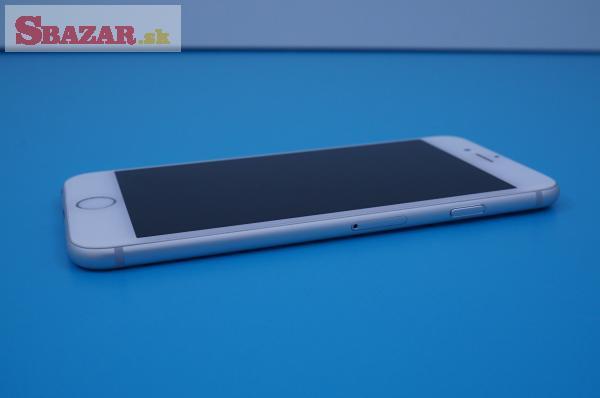 Apple iPhone 6 128GB Silver/ZÁRUKA